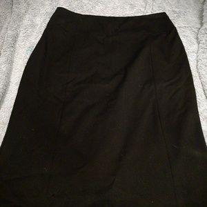Express // High waisted pencil skirt